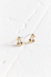 Urban Outfitters 18K Gold Plated Icon Post Earring