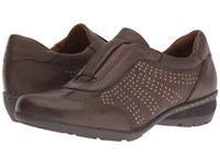Spring Step Mellie Taupe Women's Clog Shoes