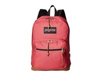 Jansport Right Pack Sangria Pink Backpack Bags
