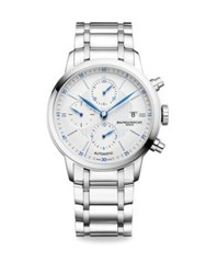 Baume And Mercier Classima 10331 Stainless Steel Bracelet Watch Silver