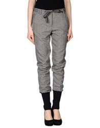 H. Eich Casual Pants Grey