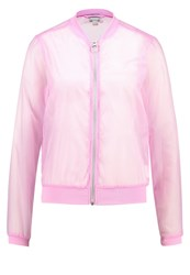 Bench Bomber Jacket Lilac Sachet Pink
