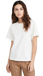Citizens Of Humanity Cecile Racer T Shirt Cornsilk