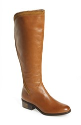 Women's Naughty Monkey 'Everlasting' Boot Tan Leather