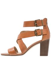 Pier One Sandals Cognac