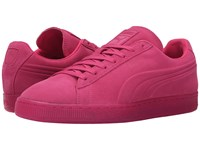 Puma The Suede Emboss Iced Beetroot Purple Men's Shoes