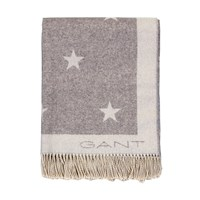Gant Newstar Throw Grey