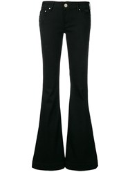 Don't Cry Flared Jeans Black