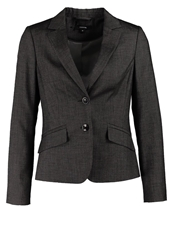 Comma Blazer Black Mottled Black