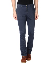 Pal Zileri Concept Casual Pants Dark Blue