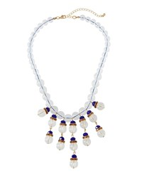 Fragments For Neiman Marcus Montana Clear And Pave Statement Necklace