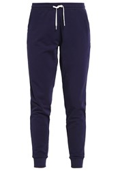 Zalando Essentials Tracksuit Bottoms Navy Dark Blue