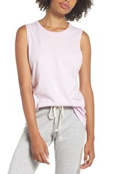 Richer Poorer Muscle Tank Lilac