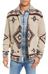 Lucky Brand Men's Fireside Shawl Collar Cardigan