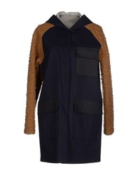 M.Grifoni Denim Coats And Jackets Full Length Jackets Women