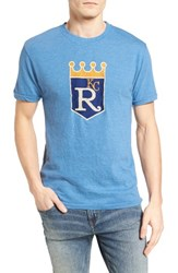 American Needle Men's Hillwood Kansas City Royals T Shirt