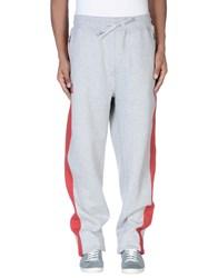 Lrg Trousers Casual Trousers Men Light Grey