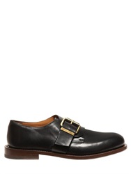 Vivienne Westwood Smooth Leather Monk Strap Shoes