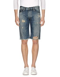 Polo Jeans Company Denim Bermudas Blue