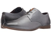 Ben Sherman Gaston Oxford Grey Men's Lace Up Casual Shoes Gray