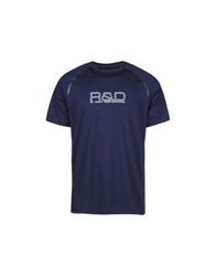 Peak Performance T Shirts Dark Blue