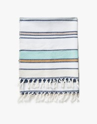 Minna Lago Stripe Towel Blue