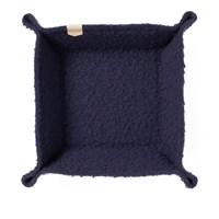 Maple Casentino Wool Desk Tray Blue
