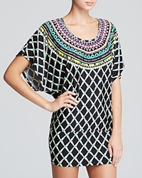 Trina Turk Kon Tiki Covers Tunic Swim Cover Up