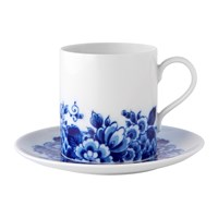 Vista Alegre Blue Ming Teacup And Saucer Small