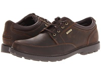 Rockport Rugged Bucks Waterproof Mudguard Tan Men's Shoes