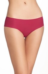 Calvin Klein Women's 'Invisibles' Hipster Briefs Lust