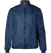 Soar Running Waterproof Hell Jacket Navy