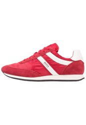 Boss Orange Adrenal Trainers Medium Red Light Red