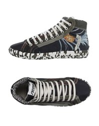 Springa Footwear High Tops And Trainers Women Military Green