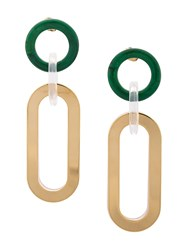 Rachel Comey Sour Earrings Green