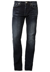 Ltb Hollywood Straight Leg Jeans Forcadus Wash Blue Denim