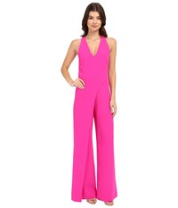 Trina Turk Solita Jumpsuit Brilliant Fuchsia Women's Jumpsuit And Rompers One Piece Pink