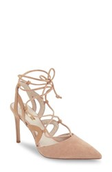 Louise Et Cie Women's Juniper Pump True Tan Suede