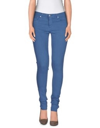 Ag Adriano Goldschmied Denim Pants Pastel Blue