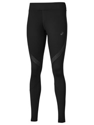 Asics Lite Show Winter Running Tights Performance Black