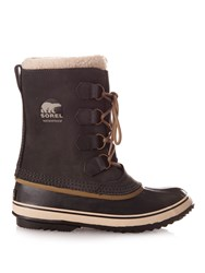 Sorel 1964 Pactm 2 Nylon And Rubber Boots