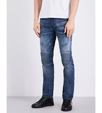 True Religion Geno Slim Fit Tapered Jeans Indigo Falls