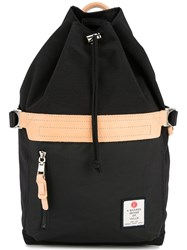 As2ov Drawstring Backpack Black