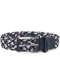 Andersons Anderson's Woven Textile Belt Black