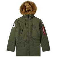 Alpha Industries Polar Jacket Green