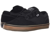 Globe Motley Black Black Gum Men's Skate Shoes