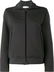Balenciaga Teddy Sports Jacket Black