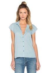 Patagonia Lightweight A C Top Blue