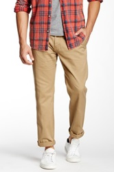 Quiksilver Class Act Chino Pant Beige