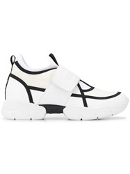 Msgm Chunky Sneakers White